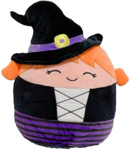 Halloween Squishmallow The Witch